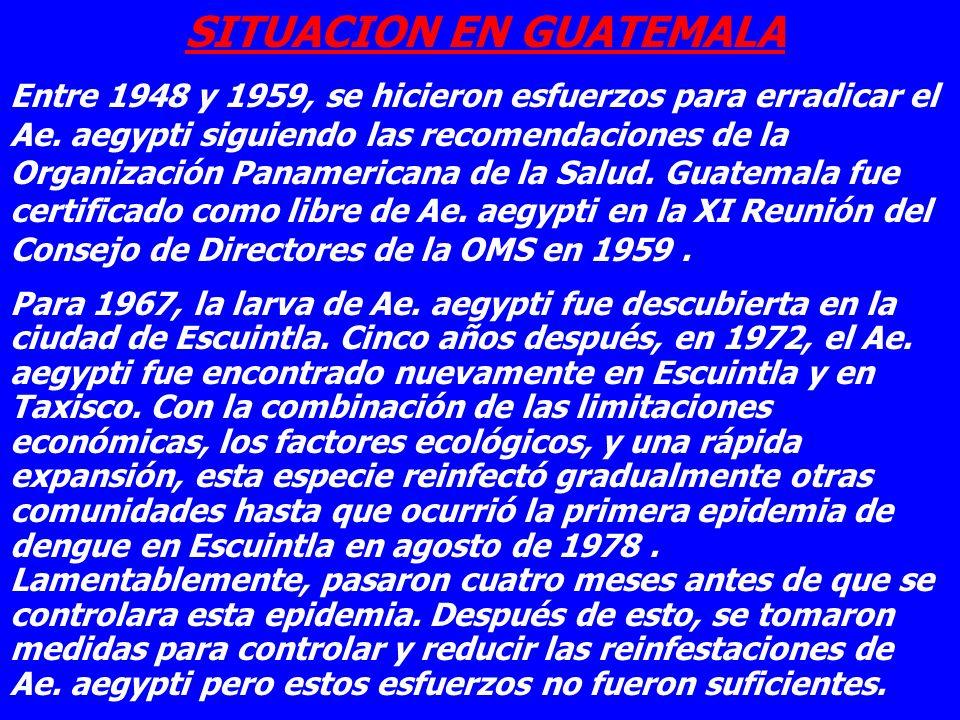 SITUACION EN GUATEMALA