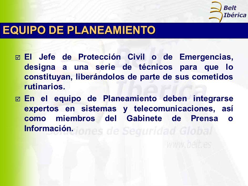 EQUIPO DE PLANEAMIENTO