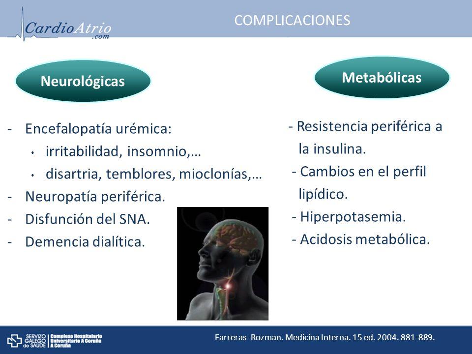 Metabólicas Neurológicas