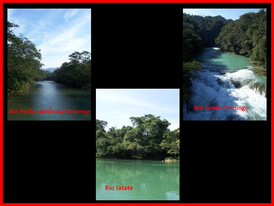 Rio Perla, camino a Miramar