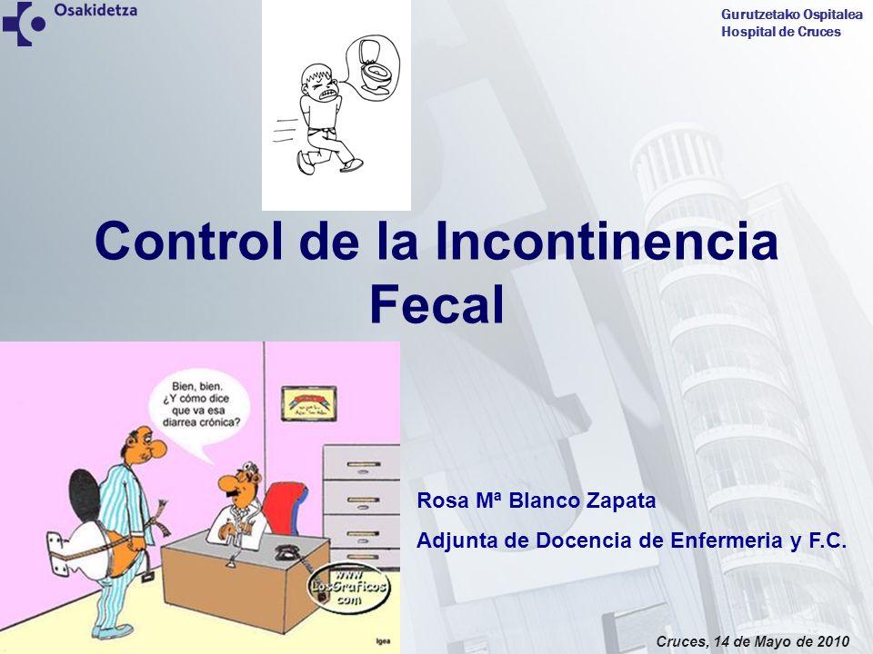 Control de la Incontinencia Fecal