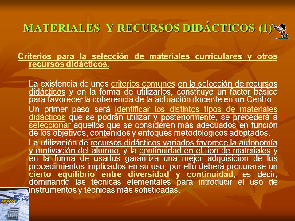 MATERIALES Y RECURSOS DIDÁCTICOS (1)