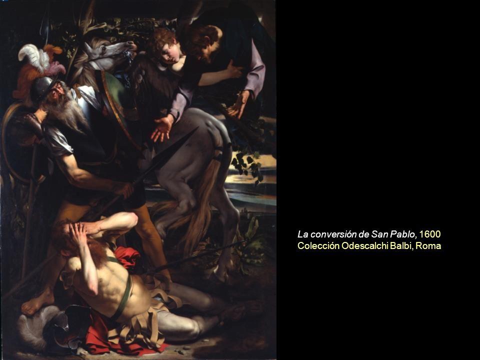La conversión de San Pablo, 1600