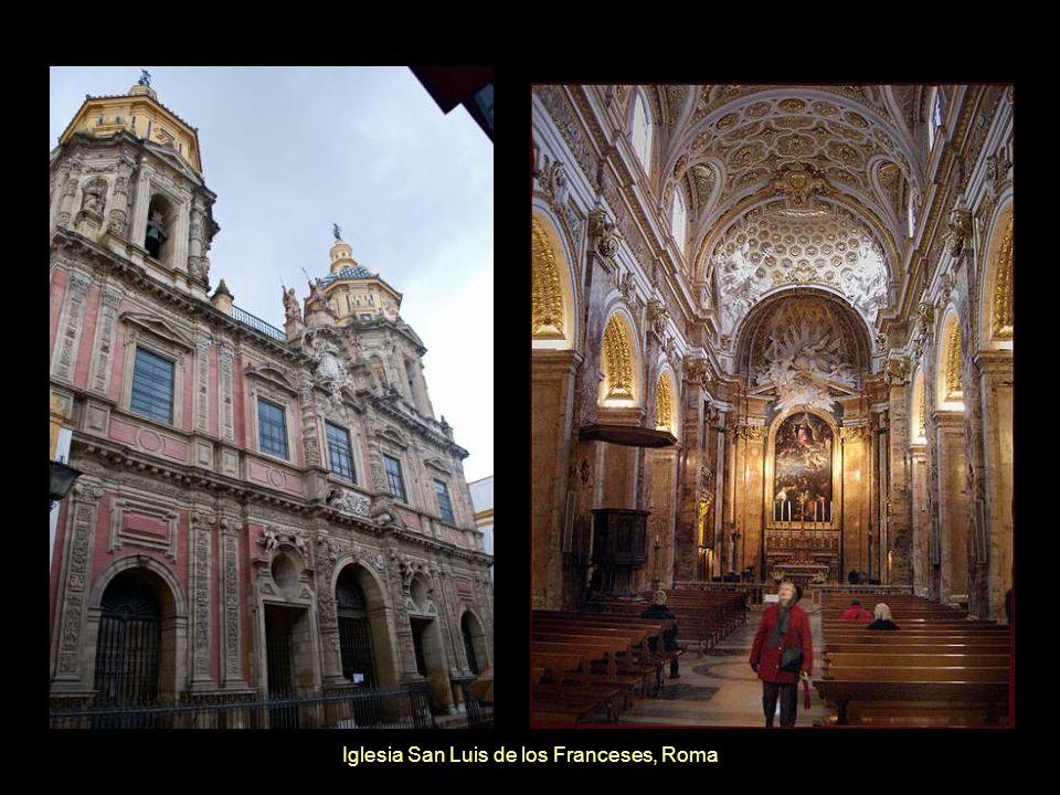 Iglesia San Luis de los Franceses, Roma