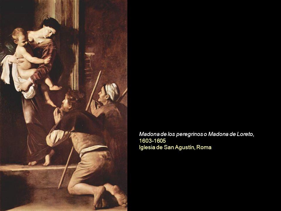 Madona de los peregrinos o Madona de Loreto,