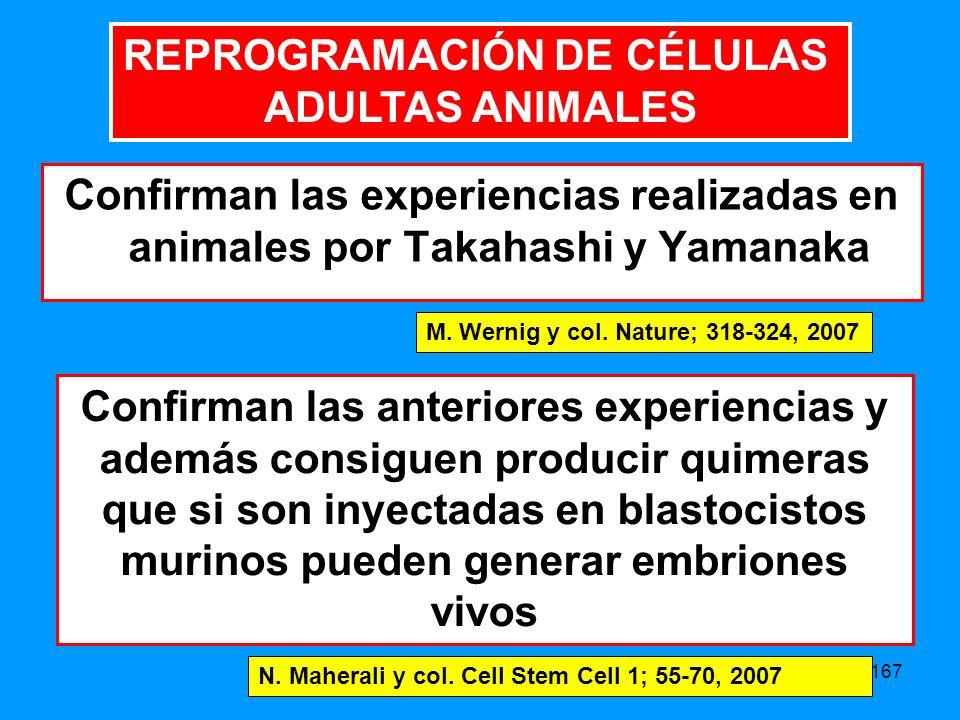 REPROGRAMACIÓN DE CÉLULAS