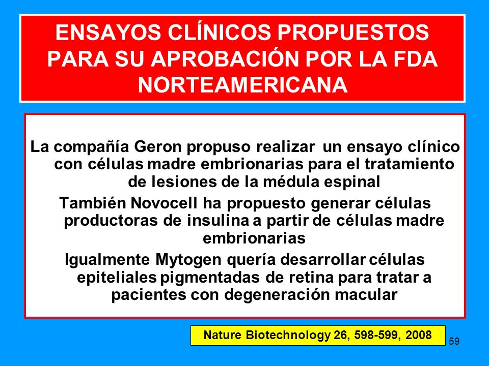 Nature Biotechnology 26, 598-599, 2008