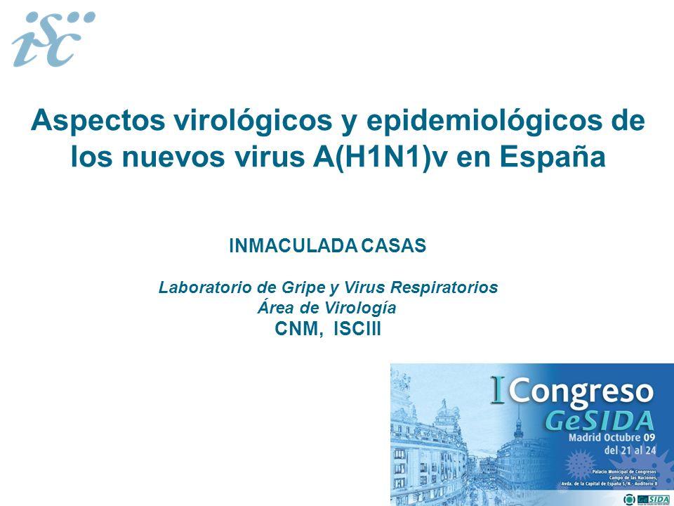 Laboratorio de Gripe y Virus Respiratorios
