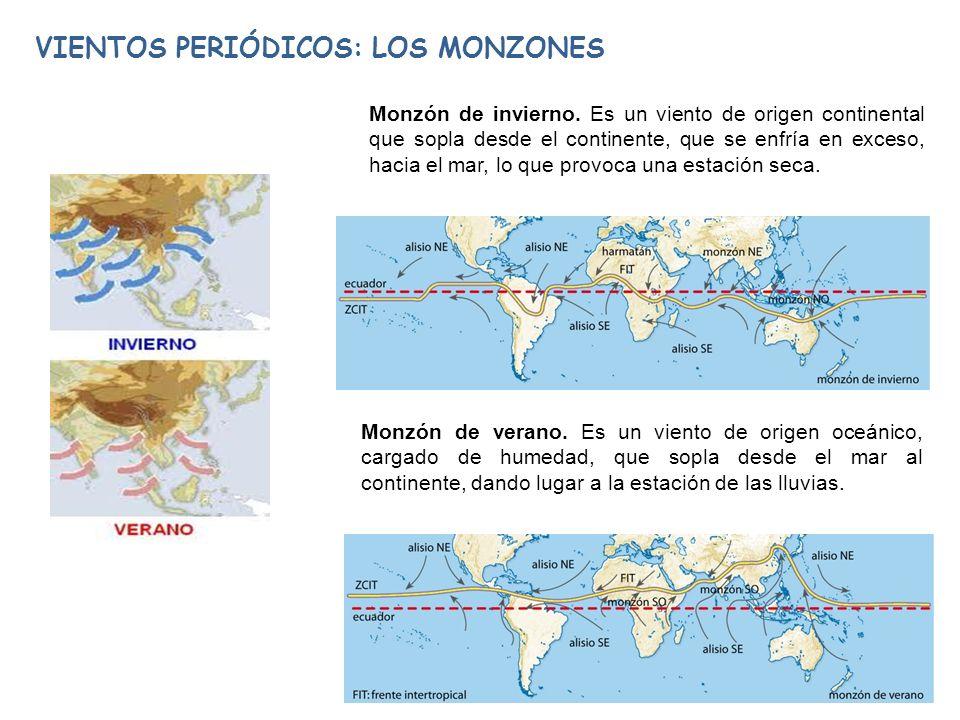 VIENTOS PERIÓDICOS: LOS MONZONES
