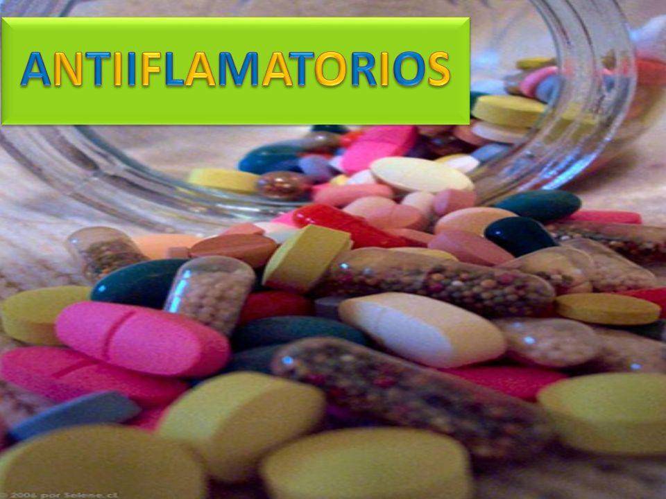 ANTIIFLAMATORIOS ANTIINFLAMATORIOS