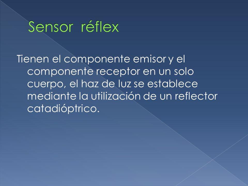 Sensor réflex