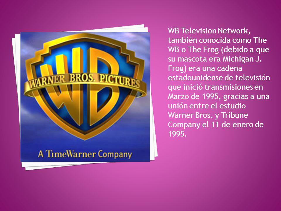 WB Television Network, también conocida como The WB o The Frog (debido a que su mascota era Michigan J.