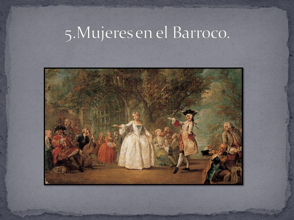 5.Mujeres en el Barroco.
