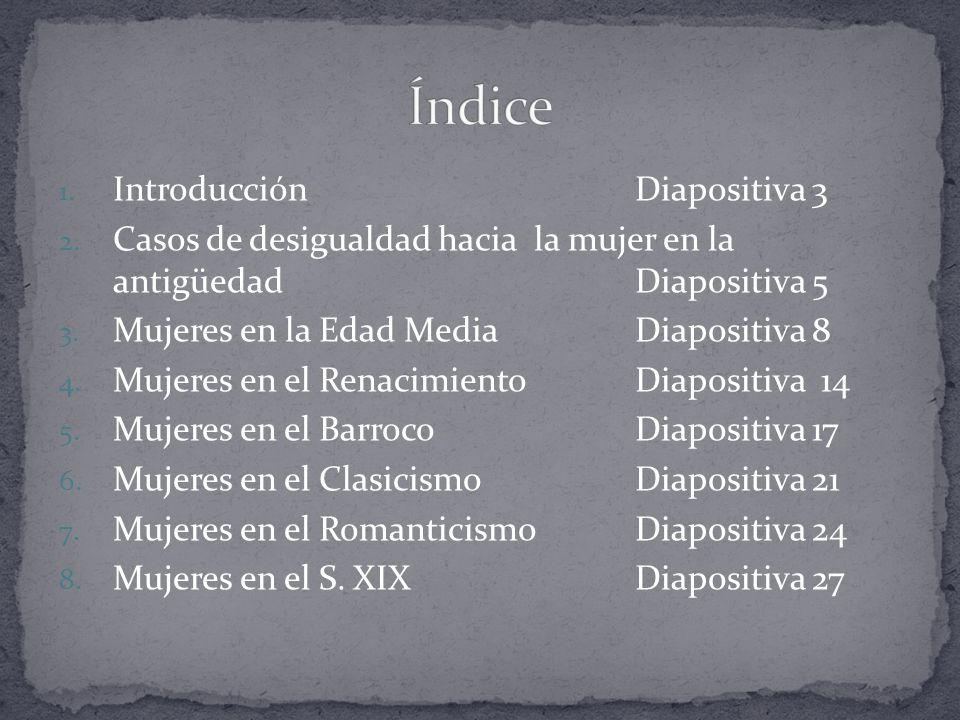 Índice Introducción Diapositiva 3