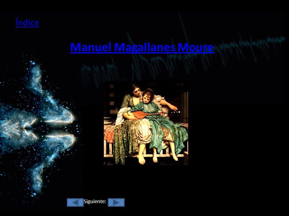 Manuel Magallanes Moure