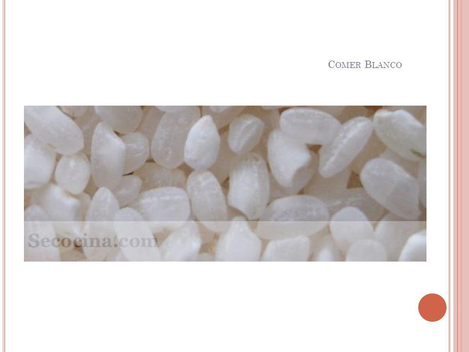 Comer Blanco