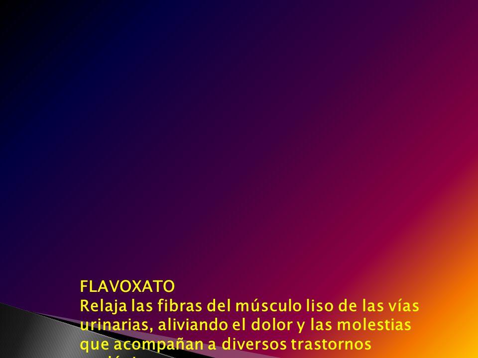 FLAVOXATO