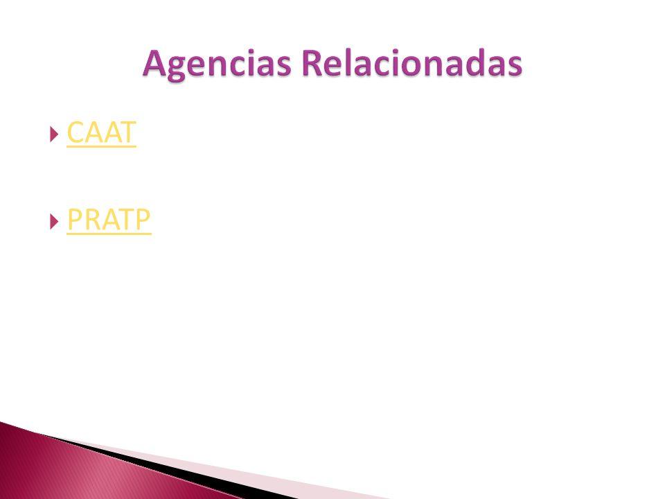 Agencias Relacionadas
