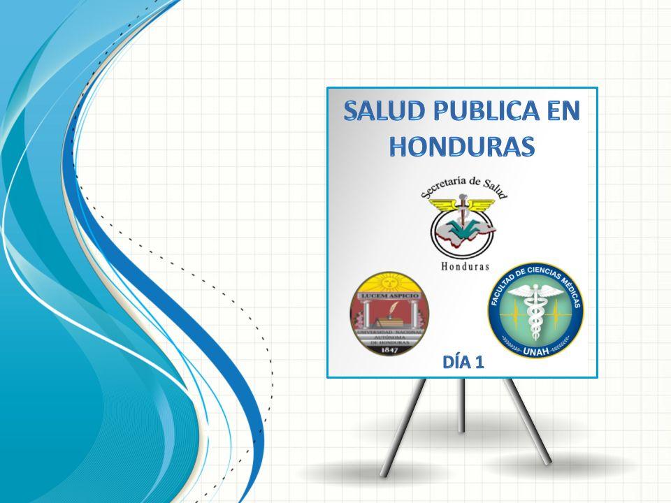 Salud Publica en Honduras