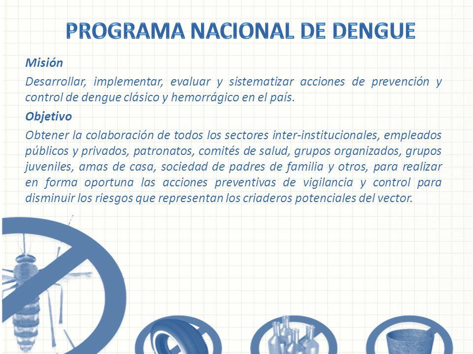 Programa Nacional de Dengue