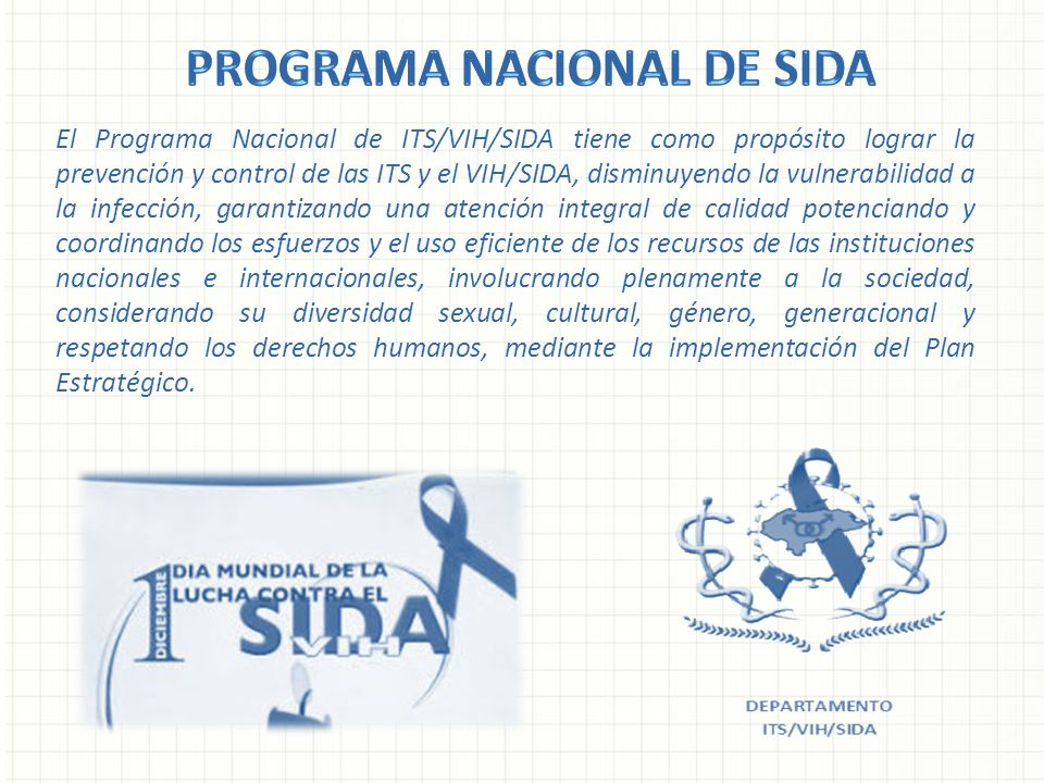 Programa Nacional de SIDA