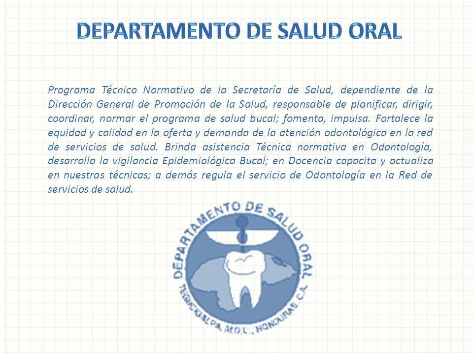 Departamento de salud oral