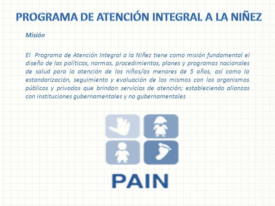 Programa de Atención Integral a la Niñez