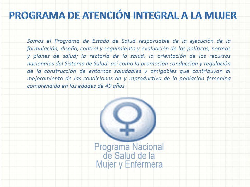 Programa de Atención Integral a la mujer