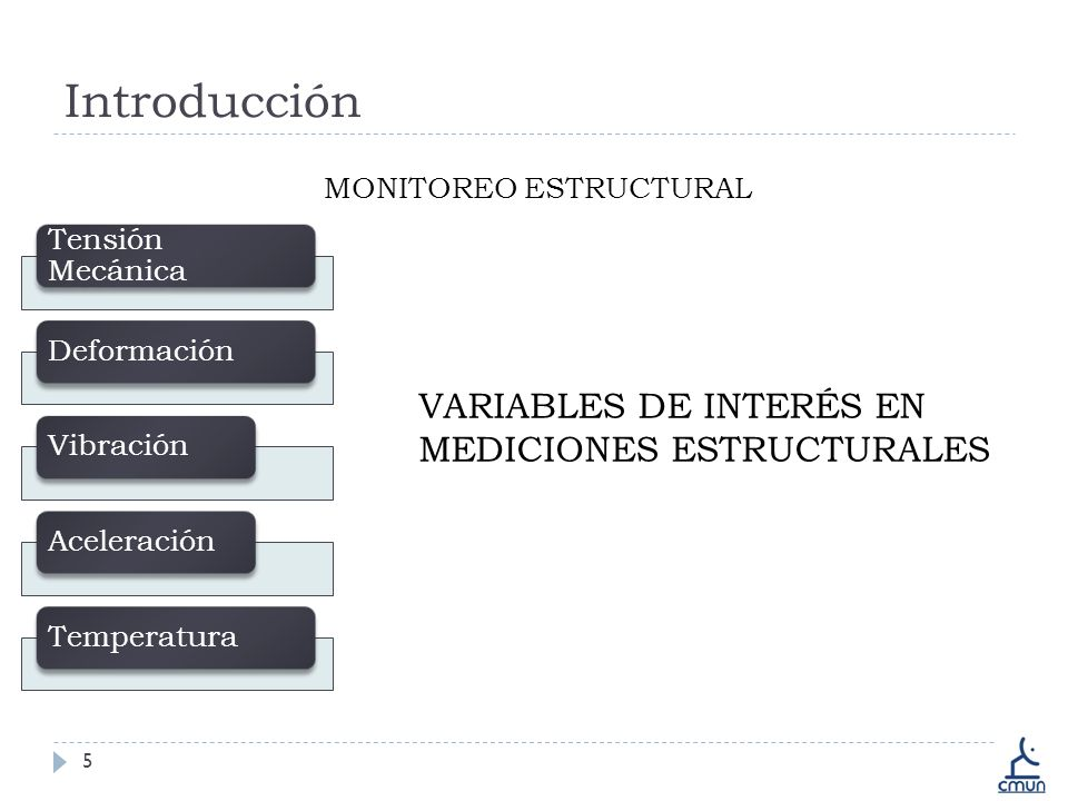 MONITOREO ESTRUCTURAL
