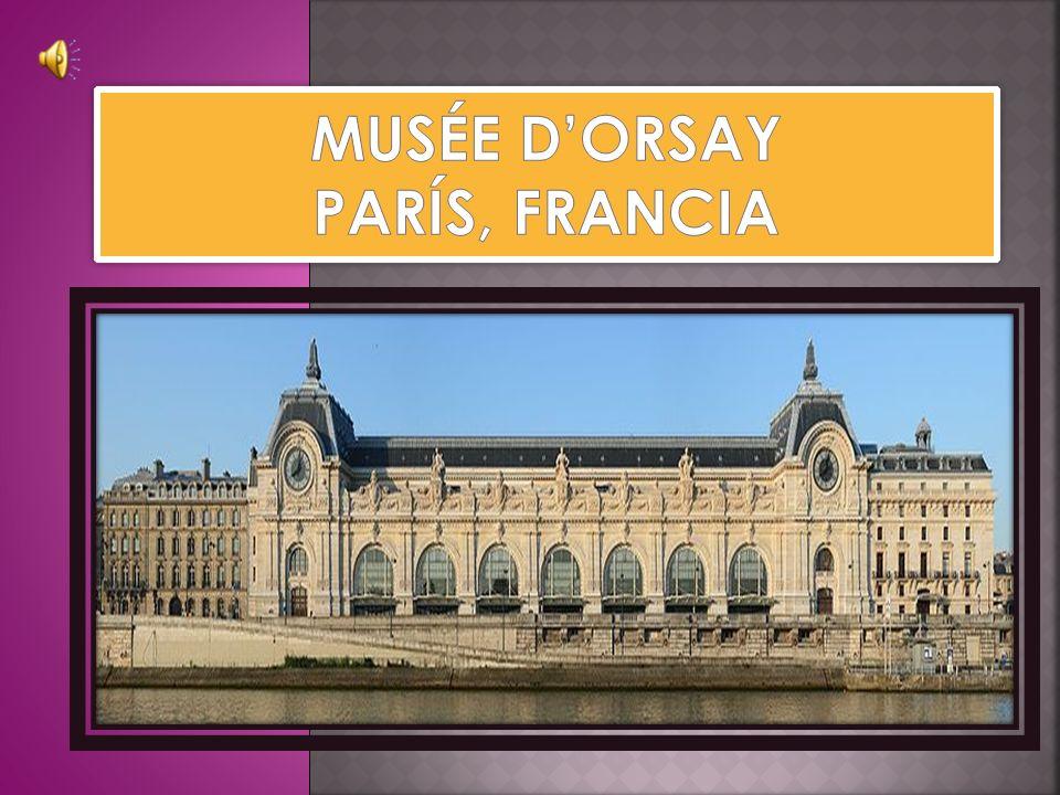 MUSÉE D'ORSAY París, Francia