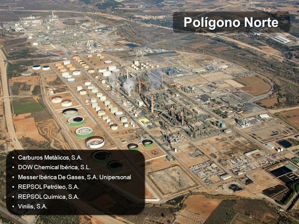Polígono Norte POLÍGONO NORTE Carburos Metálicos, S.A.