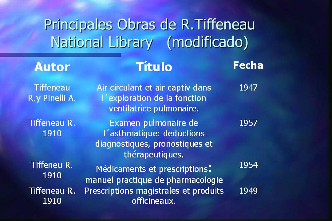 Principales Obras de R.Tiffeneau National Library (modificado)