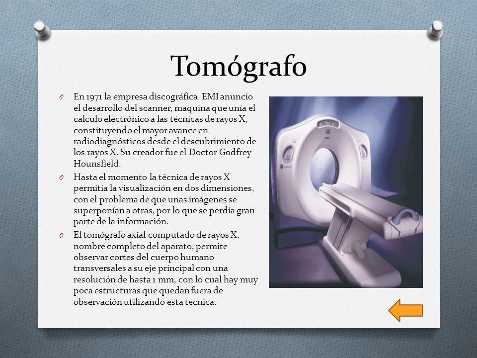 Tomógrafo