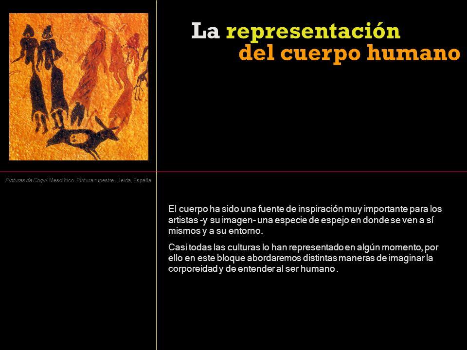 La representación del cuerpo humano