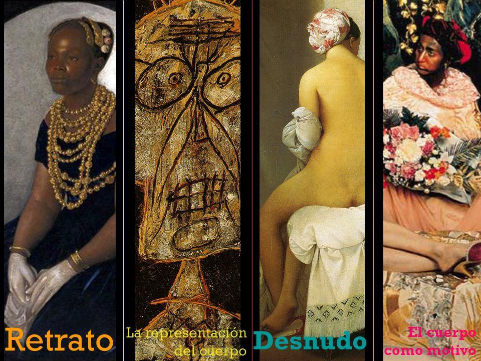 Retrato La representación del cuerpo Desnudo El cuerpo como motivo