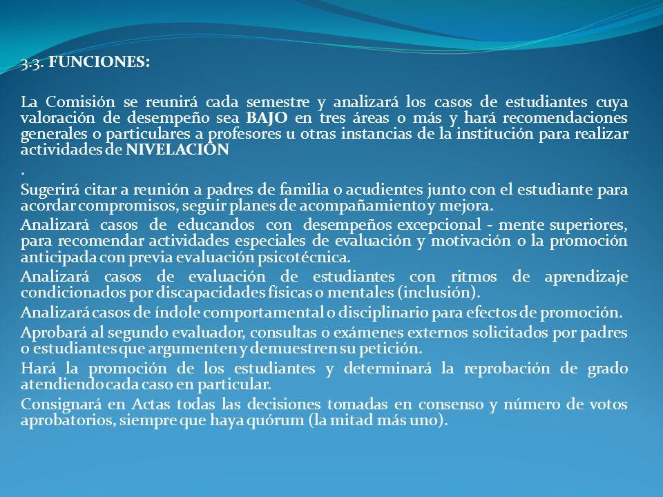3.3. FUNCIONES: