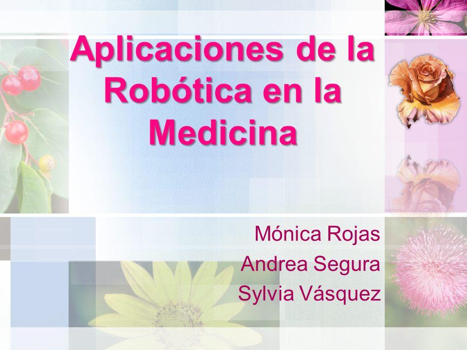 Aplicaciones de la Robótica en la Medicina
