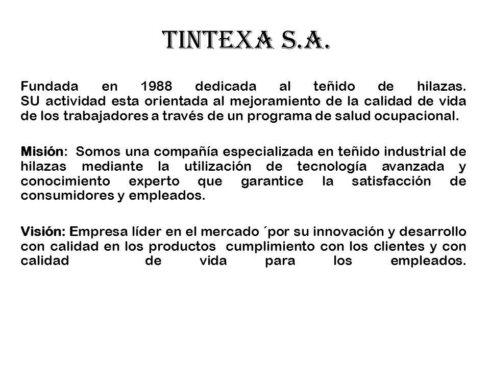 Tintexa s.a.