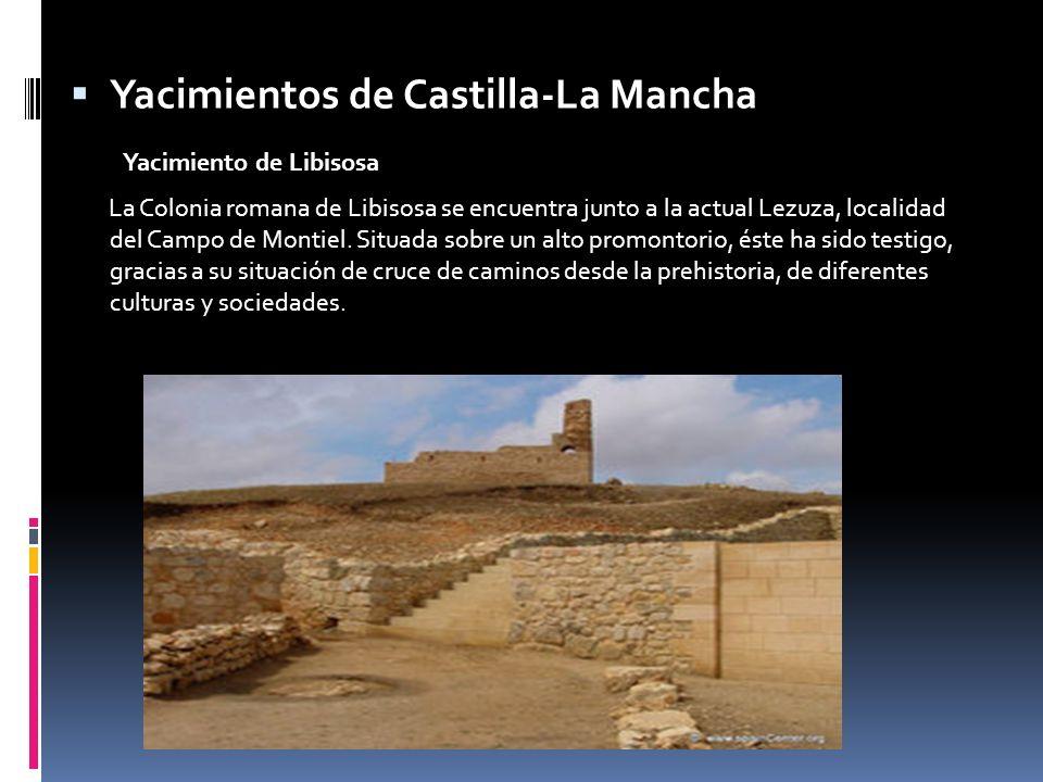 Yacimientos de Castilla-La Mancha Yacimiento de Libisosa