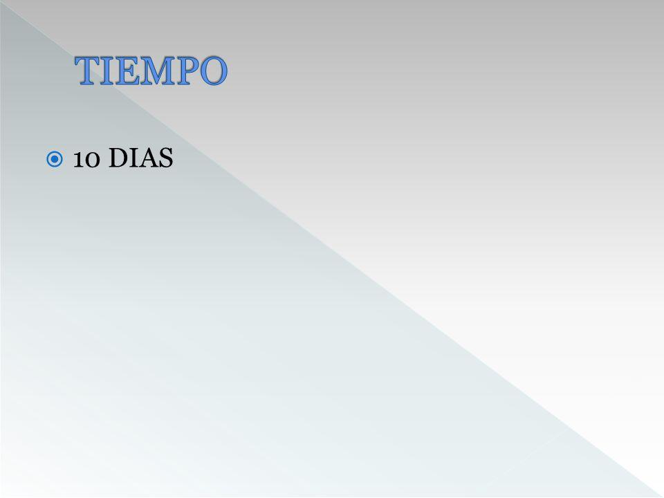 TIEMPO 10 DIAS