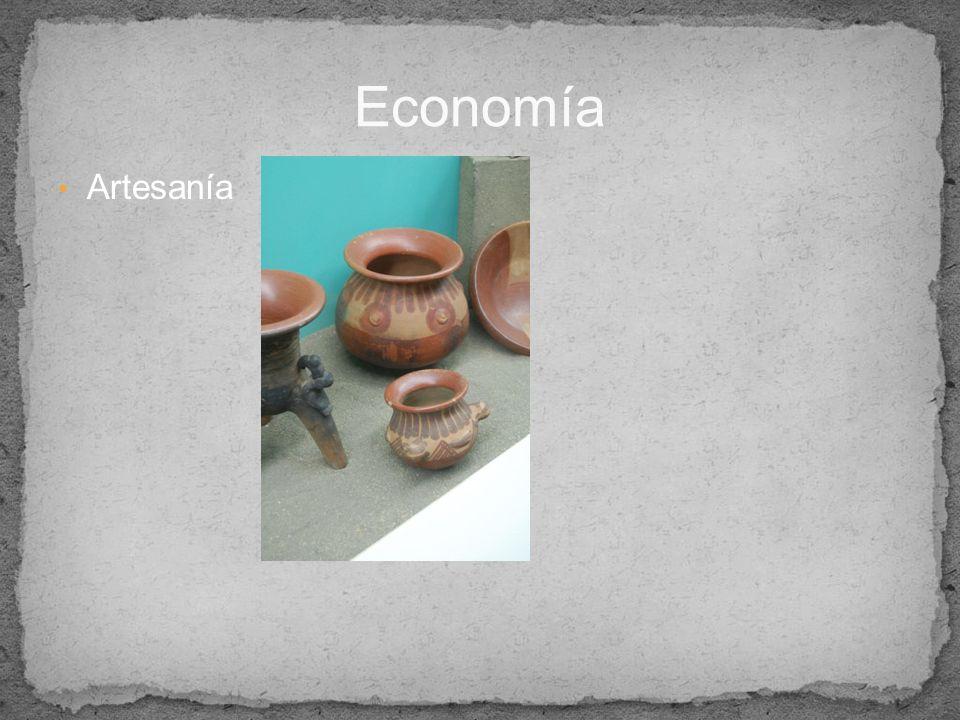 Economía Artesanía