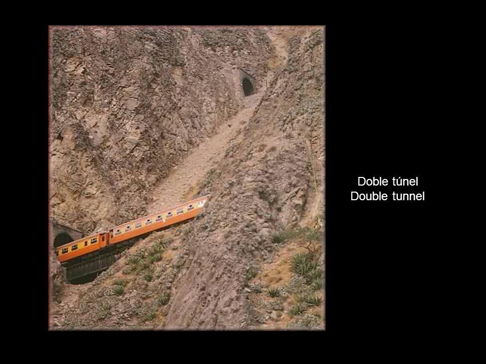 Doble túnel Double tunnel