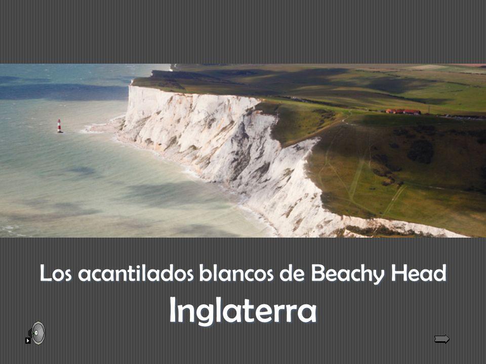 Los acantilados blancos de Beachy Head