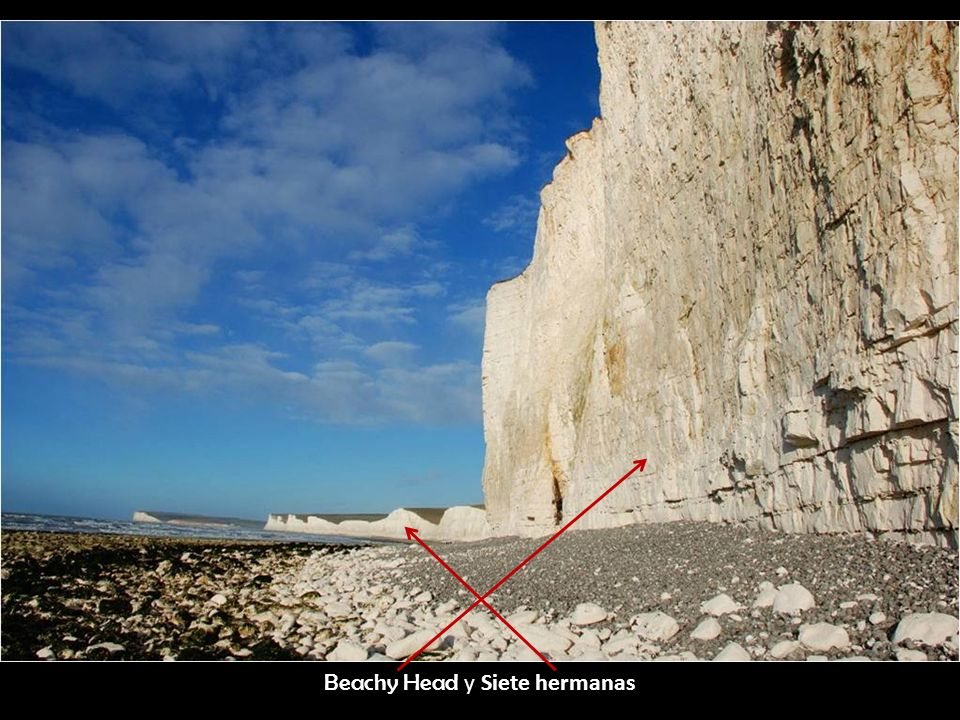 Beachy Head y Siete hermanas