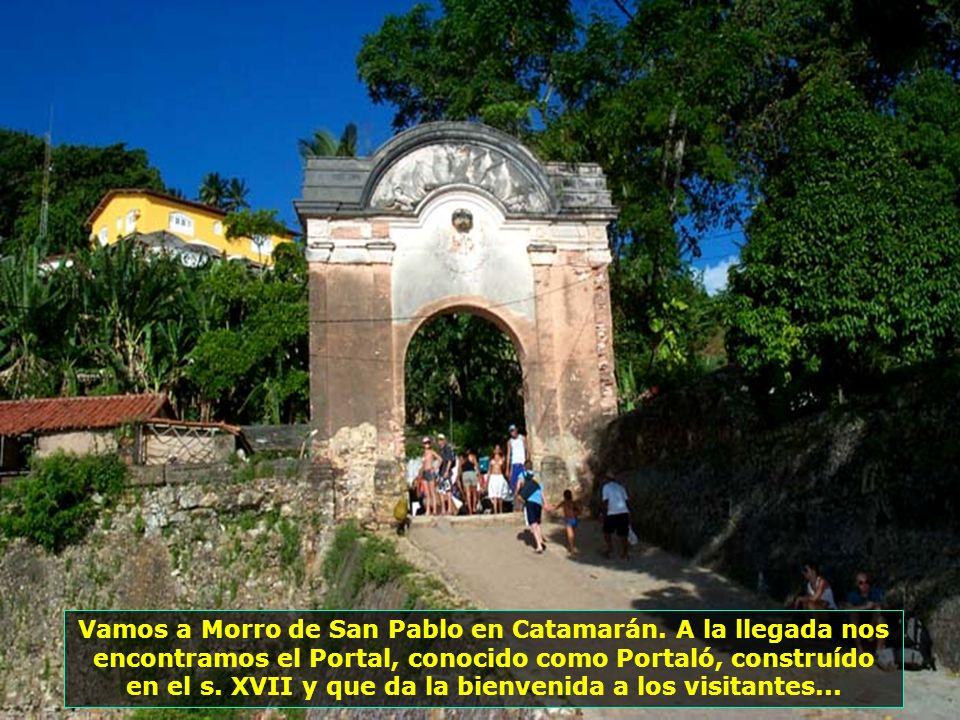P0013746 - MORRO DE SÃO PAULO - PORTAL-700