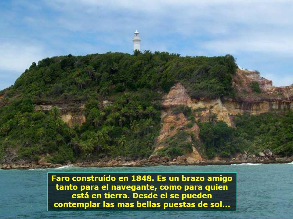 P0013672 - MORRO DE SÃO PAULO - FAROL E FORTE-700