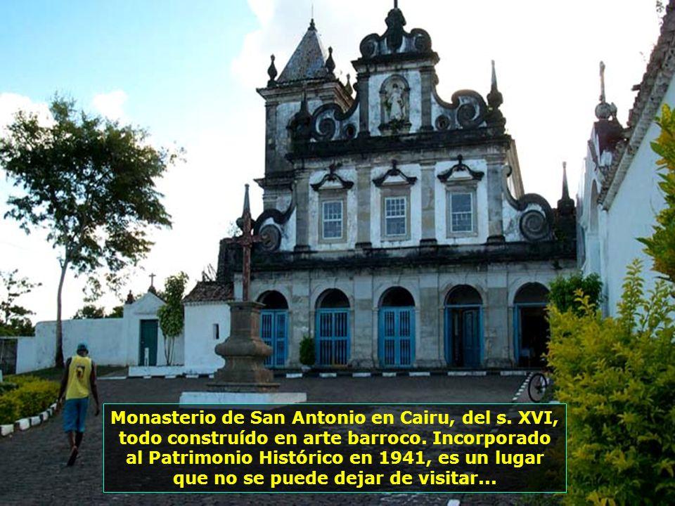 P0013940 - MORRO DE SÃO PAULO - CAIRU - CONVENTO DE SANTO ANTôNIO-700
