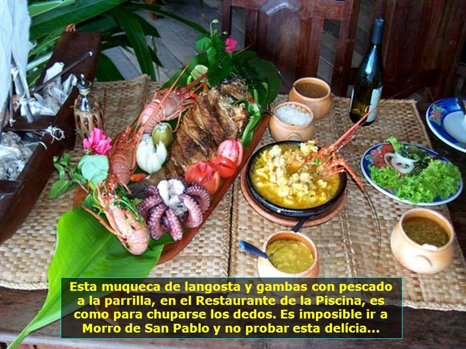 P0014111 - MORRO DE SÃO PAULO - RESTAURANTE DA PISCINA-700