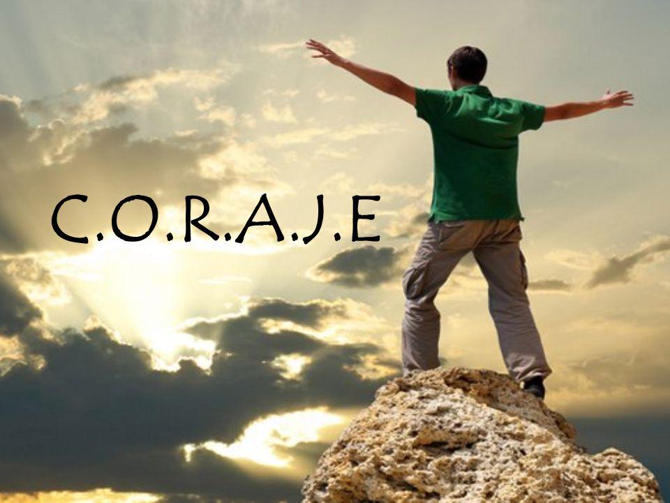 C.O.R.A.J.E