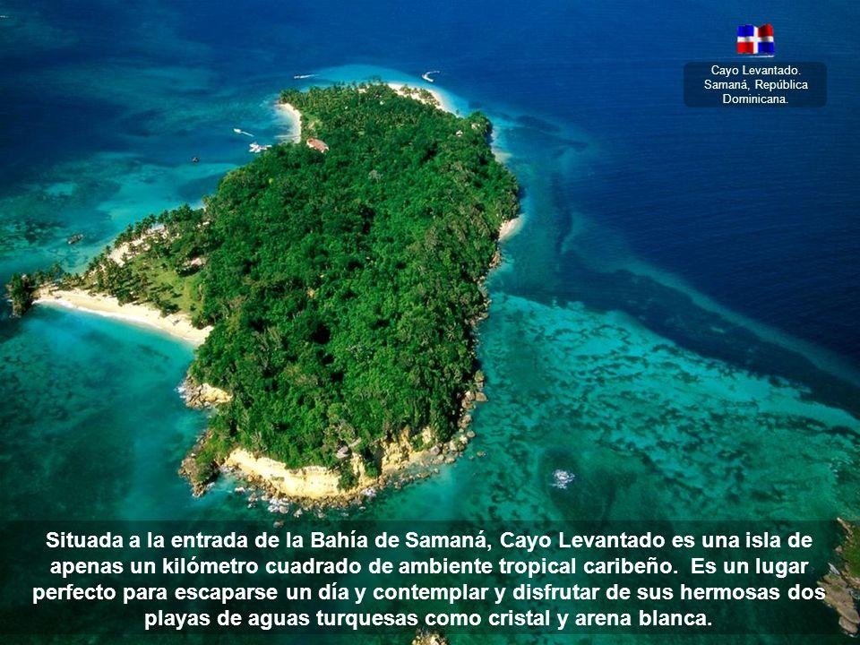 Cayo Levantado. Samaná, República Dominicana.